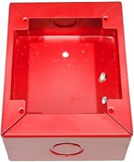 Simplex 2975-9178 - Addressable Steel Pull Station Back Box