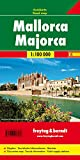 Mallorca 1:100.000 mapa de carreteras. Freytag & Berndt.: Wegenkaart 1:100 000: AK 0532 (Auto karte)