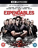 The Expendables 4K (2 Blu-Ray) [Edizione: Regno Unito] [Blu-ray]