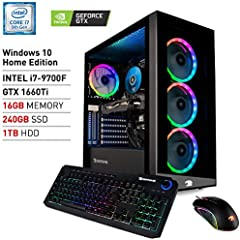 Save on iBUYPOWER Gaming Desktop Element 9260 while supplies last
