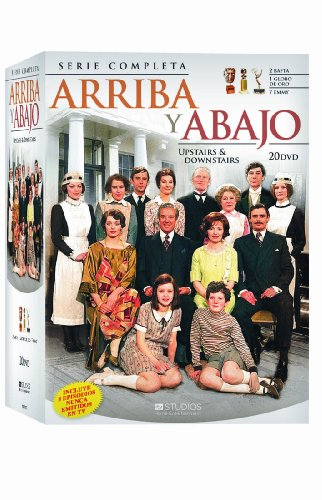 Arriba y Abajo - Serie Completa DVD