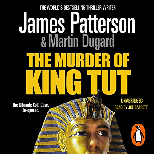 The Murder of King Tut  By  cover art