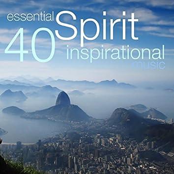 Essential Spirit – 40 Inspirational Music for Meditation, Spa and Massage