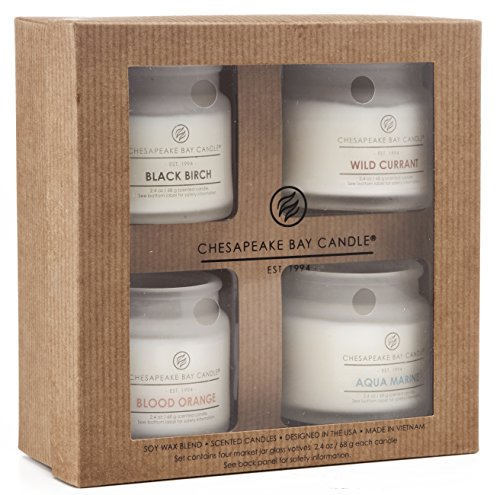 Chesapeake Bay Candle Heritage Collection Votive Scented Candles, Set...