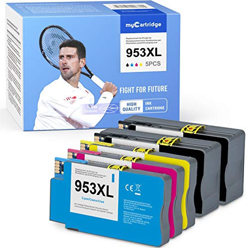 myCartridge 953xl - Cartuchos de tinta compatibles para impresoras HP 953 953xl OfficeJet Pro 8710 8715 8720 8725 8730 8740 8210 8218 7720 7730