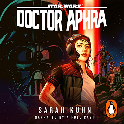 Star Wars: Doctor Aphra audiobook cover art