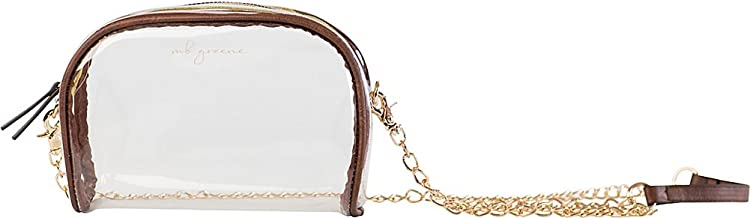 mb greene Chain Shoulder Bag