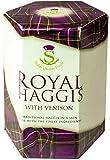 Scozzese Tradizionale Royal Haggis con Cervo Latta - Regalo dalla Scozia