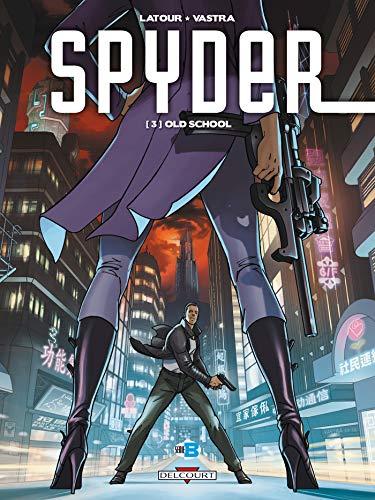 Spyder T03: Old School