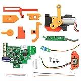 FOKOM 3 Modus Automatisch Mod Kit V3.8 Semi Auto/Full Auto/3-Round Burst Mod Set für Nerf Stryfe