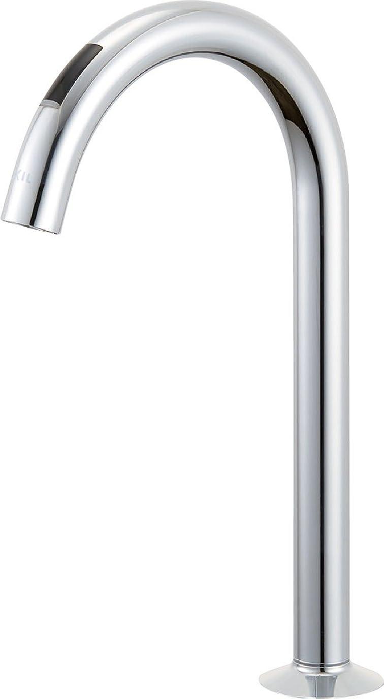 同一性提供画家LIXIL(リクシル) INAX キッチン用タッチレス水栓ナビッシュ 浄水器専用水栓 ビルトイン型 JF-ND701(JW)