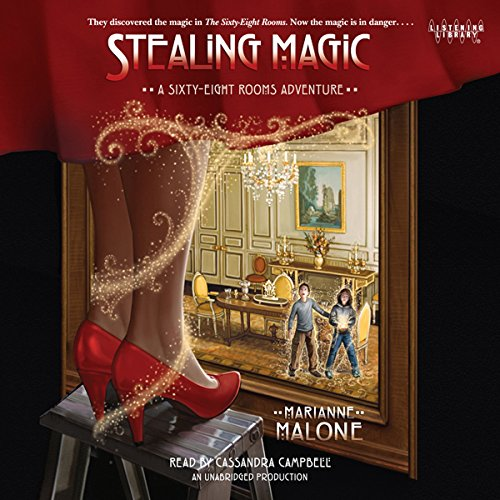 Stealing Magic audiobook cover art