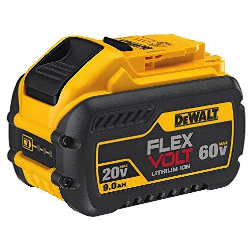 DEWALT FLEXVOLT 20V/60V MAX Battery, 9.0-Ah (DCB609)