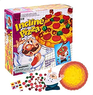 Happy Toys Incline Balancing Pizza Game For Unisex - Multicolor