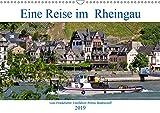 Eine Reise im Rheingau vom Frankfurter Taxifahrer Petrus Bodenstaff (Wandkalender 2019 DIN A3 quer): Die Kulturlandschaft Rheingau erstreckt sich als ... (Monatskalender, 14 Seiten ) (CALVENDO Orte) - Petrus Bodenstaff