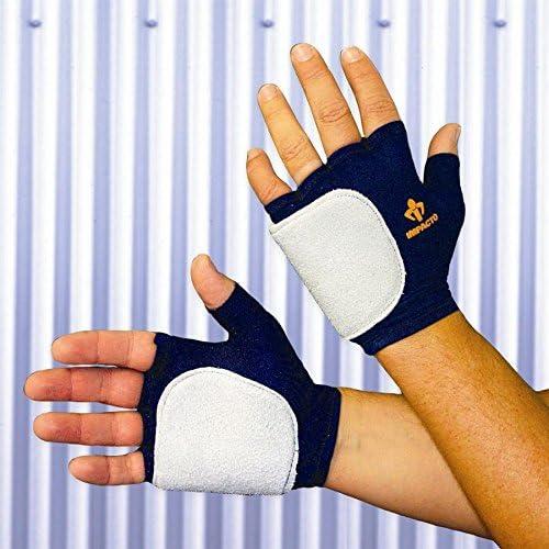 Impacto OFFer Ergonomic Anti-Impact Louisville-Jefferson County Mall Glove Palm Side Back Protection -