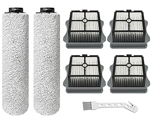 Rjnlsc 6 Pack Replacement Parts Compatible with Tineco iFloor 3 and...