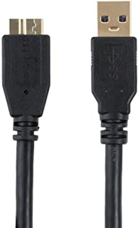 Monoprice Select Series USB 3.0 A to Micro B Cable, 1.5' (113752)