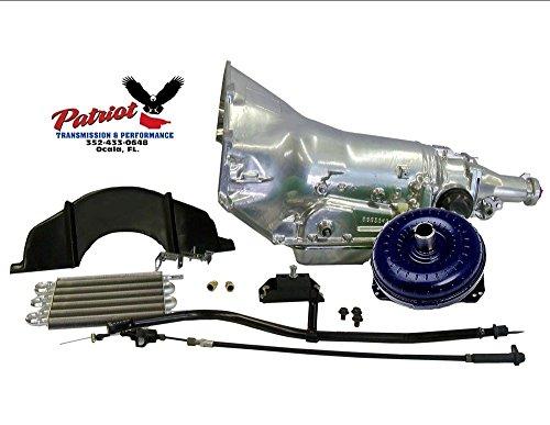700R4 Transmission 4L60 Stage 2 High Performance Basic Conversion Kit
