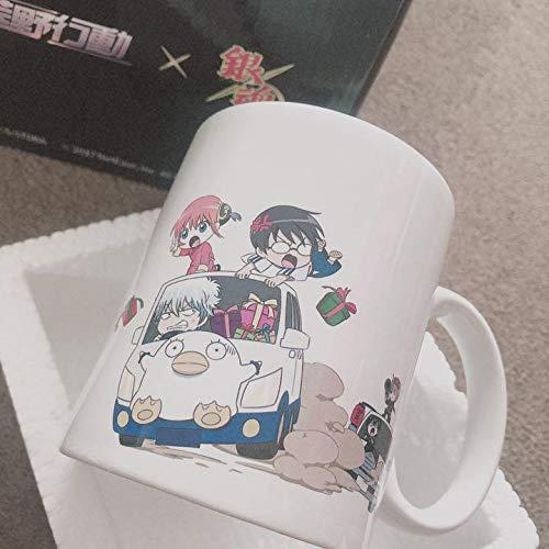 荒野行動 × 銀魂 コラボマグカップ 白 クリスマスボックス Twitter当選