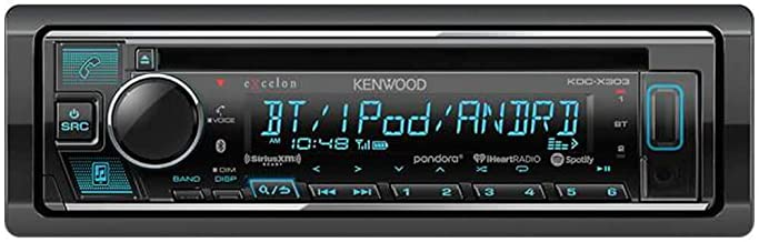 Kenwood Excelon KDC-X303 CD Receiver with Bluetooth