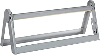 UltraSource Paper Roll Dispenser/Cutter, Powder Coated Steel, 15