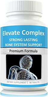 Elevate Grow Taller Bone Support Supplements Support to Grow Taller. Vitamins for Height end Need for Height Increase Insole