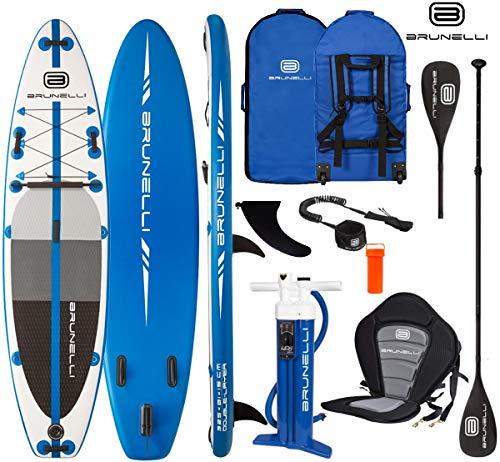 Brunelli 10.8 Windsurf Premium Allround SUP Stand Up Board 325cm