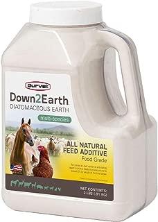 Durvent Down2earth Diatomaceous Earth