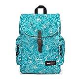 Eastpak Austin Sac à Dos Enfants, 42 cm, 18 liters, Turquoise (Brize Surf)