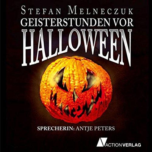 Geisterstunden vor Halloween Titelbild