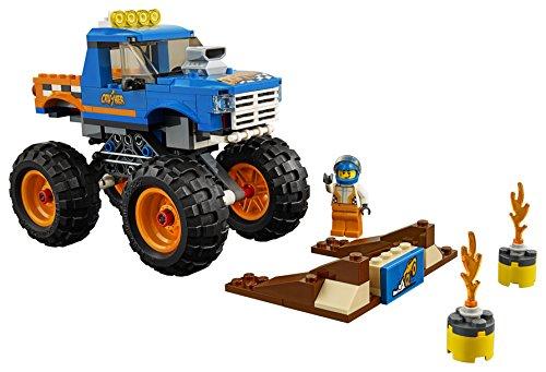 Camion Monstre LEGO City Monster Truck 60180 - (192 pièces) - 2