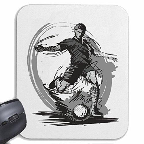 Mousepad (Mauspad) FUßBALL BEZIRKSLIGA KREISLIGA VERBANDSLIGA REGIONALLIGA FUßBALLSHIRT FUßBALL AMERICAN FOOTBALL TEAM BUNDESLIGA COLLEGE FOOTBALL MANNSCHAFT BASEBALL SHIRT FOOTBALL MANNSCH
