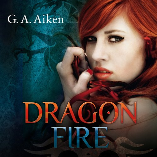 Dragon Fire audiobook cover art