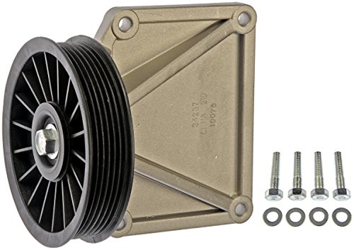 Dorman 34237 Air Conditioning Bypass Pulley for Select Dodge / Jeep Models