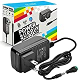 DC12V 2A Power Supply Adapter, SANSUN AC100-240V to DC12V Transformers, Switching Power Supply for 12V LED Strip Lights, 12 Volt 2 Amp Power Adaptor, 2.1mm X 5.5mm US Plug (1pcs)