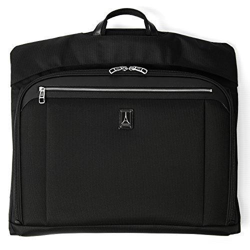 Travelpro Platinum Elite-Bi-Fold Carry-On Garment Bag, Shadow Black, 22-Inch