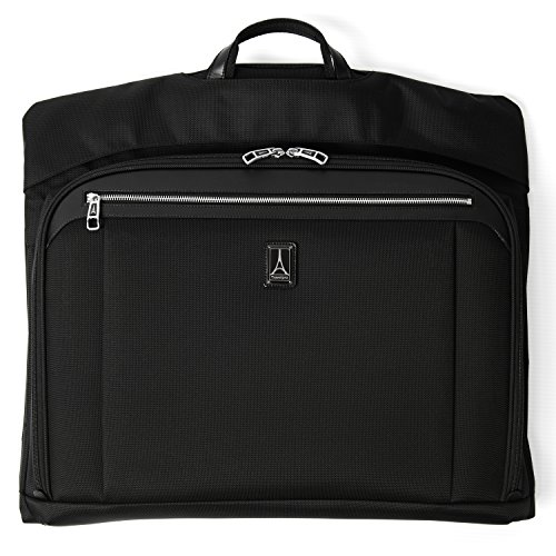 Travelpro Platinum Elite-Bi-Fold Carry-On Garment Bag, Shadow Black, 22-Inch