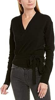Helmut Lang Essential Wrap Cashmere Cardigan