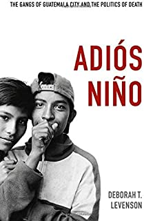 Adi??s Ni??o: The Gangs of Guatemala City and the Politics of Death by Deborah T. Levenson (2013-04-09)
