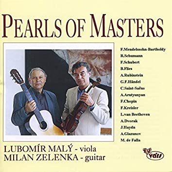 Pearls of Masters