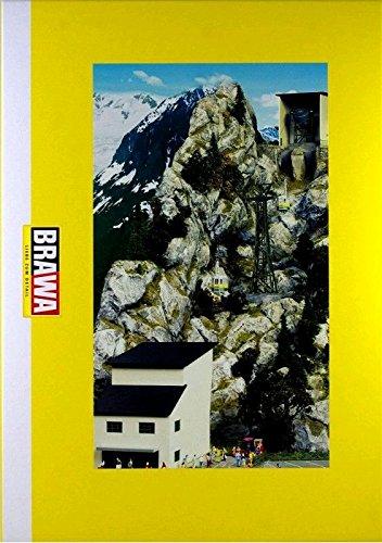 Brawa 6341 H0 Gebäudebausatz Nebelhorn für 6340