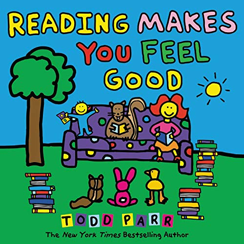 Reading Makes You Feel Good cover art