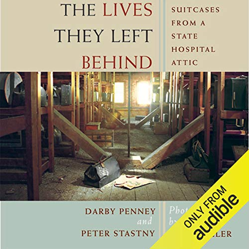 The Lives They Left Behind cover art