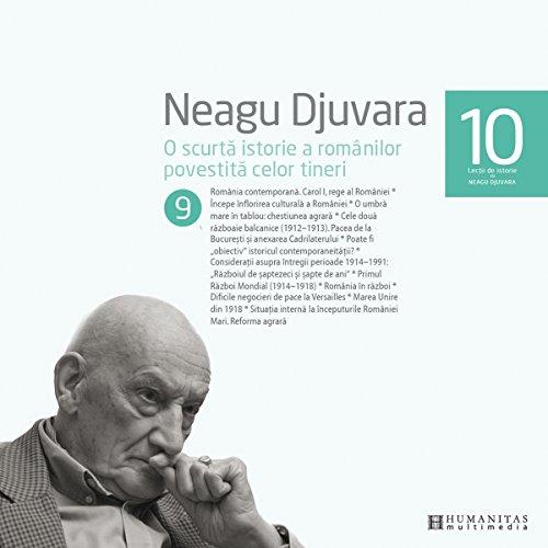 O scurtă istorie a românilor povestită celor tineri 9 audiobook cover art