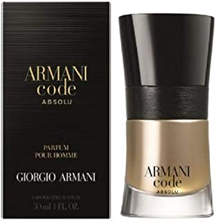 Armani Code Absolu Homme Edp Vapo 30 ml