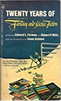 Twenty Years of the Magazine of Fantasy and Science Fiction 0425019233 Book Cover