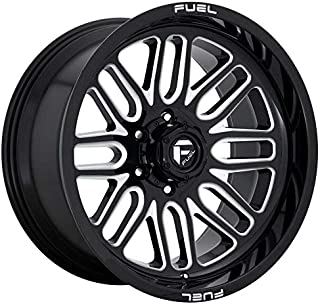 "D662 Ignite 20x10 6x5.5/6x139.7-19 Gloss Black Milled Wheels(4) 20"" inch R"