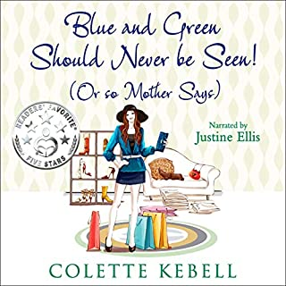Blue and Green Should Never be Seen! (Or So Mother Says) cover art