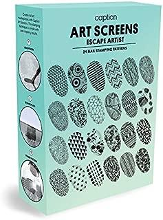 young nails art screens